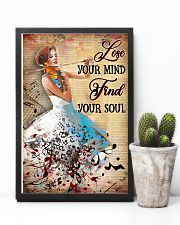 Violin - Find Your Soul 11x17 Poster lifestyle-poster-8