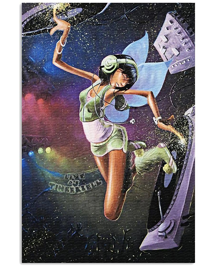 DJ Girl 11x17 Poster
