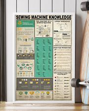 Sewing Machine Knowledge 11x17 Poster lifestyle-poster-4