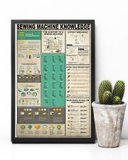 Sewing Machine Knowledge 11x17 Poster lifestyle-poster-8