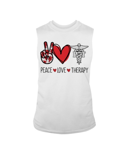 Physical Therapist Peace Love Therapy