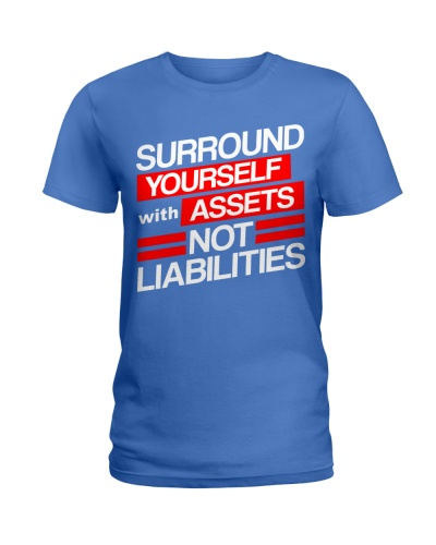 Accountant -  Surround yourself with assets
