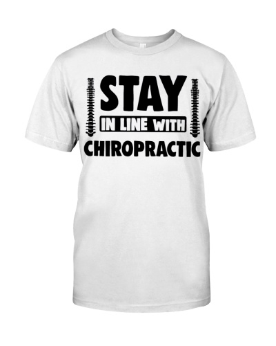 Stay in line with Chiropractic