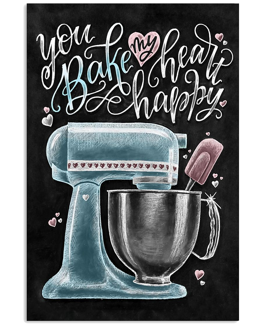 You bake my heart happy 11x17 Poster