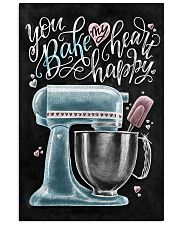 You bake my heart happy 11x17 Poster front