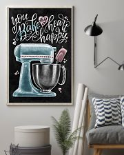You bake my heart happy 11x17 Poster lifestyle-poster-1