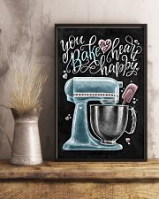 You bake my heart happy 11x17 Poster lifestyle-poster-3