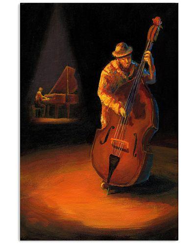 Contrabass Musician