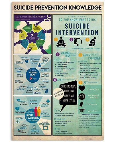 Suicide Prevention Knowledge