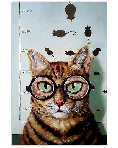 Optometrist Cat