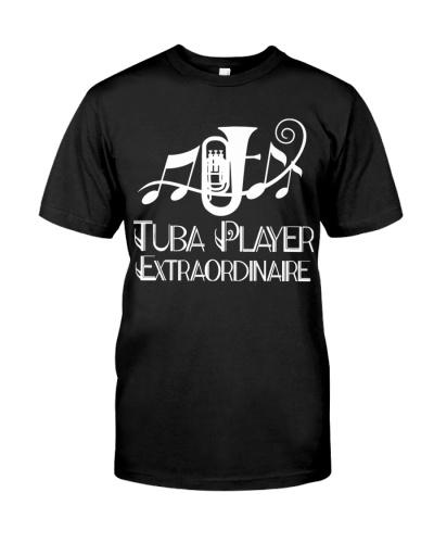 Tuba Player Extraordinaire