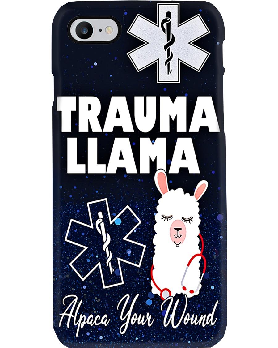 Paramedic Trauma Llama Phone Case