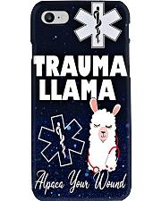 Paramedic Trauma Llama Phone Case i-phone-7-case