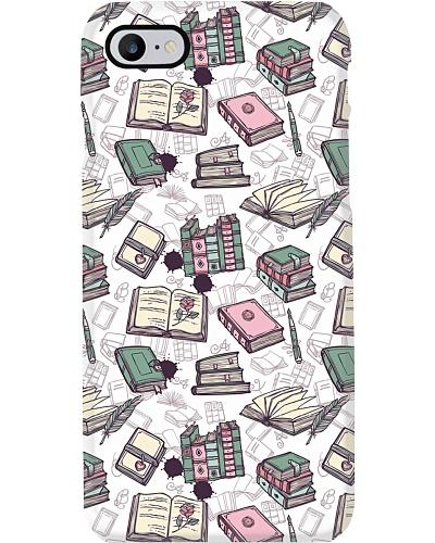 Librarian Phonecase Books