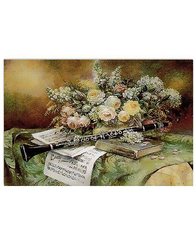 Clarinet Vintage FLower