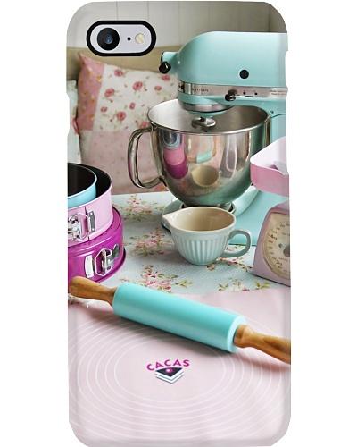 Baking powder blending machine