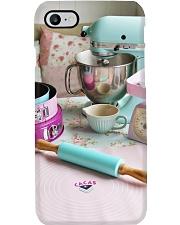 Baking powder blending machine Phone Case i-phone-7-case