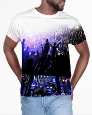 DJ In the crowd All-over T-Shirt aos-all-over-T-shirt-lifestyle-front-04