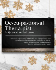 Occupational Therapist Definition  17x11 Poster aos-poster-landscape-17x11-lifestyle-30