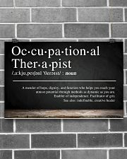 Occupational Therapist Definition  17x11 Poster poster-landscape-17x11-lifestyle-18