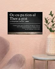 Occupational Therapist Definition  17x11 Poster poster-landscape-17x11-lifestyle-22