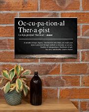 Occupational Therapist Definition  17x11 Poster poster-landscape-17x11-lifestyle-23