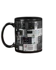Synthesizer Machine Mug back