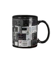 Synthesizer Machine Mug front