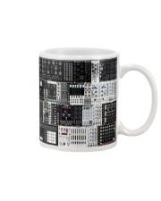 Synthesizer Machine Mug tile