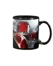 Drummer - Red Drum Set Mug front