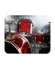 Drummer - Red Drum Set Mousepad thumbnail