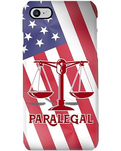 America Flag Paralegal