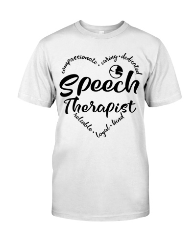 Speech Language Pathologist Characteristic