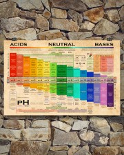 Chemistry pH Scale 17x11 Poster aos-poster-landscape-17x11-lifestyle-16