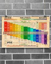 Chemistry pH Scale 17x11 Poster poster-landscape-17x11-lifestyle-18