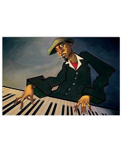 Pianist Piano Man Art