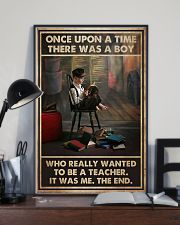 Teacher There Was A Boy 11x17 Poster lifestyle-poster-2