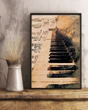 Piano Keys Poster 11x17 Poster lifestyle-poster-3