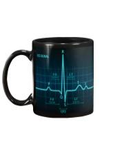 ECG Signal Cardiologist Mug back