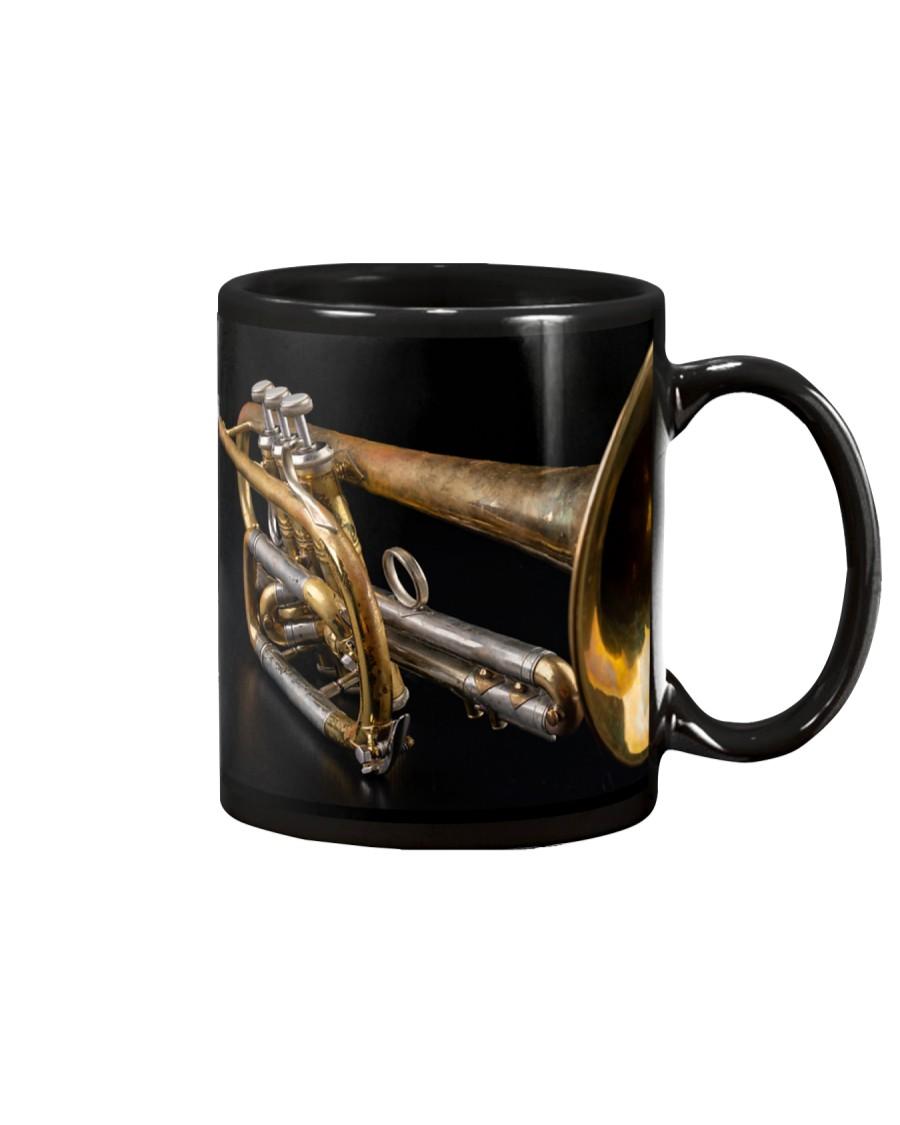 Trumpet Gold Mug