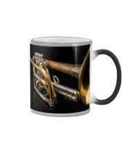 Trumpet Gold Color Changing Mug thumbnail