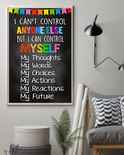 Teacher I Can Control Myself  11x17 Poster lifestyle-poster-1