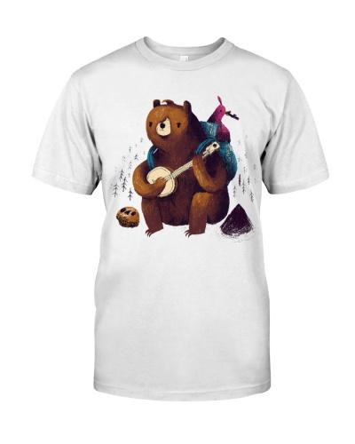 Bear Banjo Player