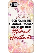 Medical Assistants - The strongest women Phone Case i-phone-7-case
