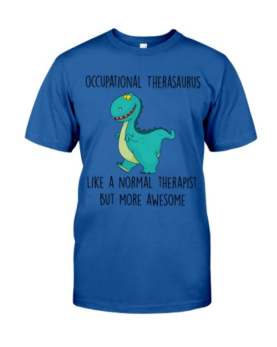 Occupational Therasaurus More Awesome