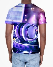 DJ Headphone All-over T-Shirt aos-all-over-T-shirt-lifestyle-back-02