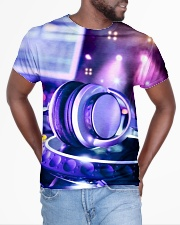 DJ Headphone All-over T-Shirt aos-all-over-T-shirt-lifestyle-front-04