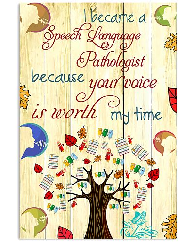 SLP Your Voice Is Worth