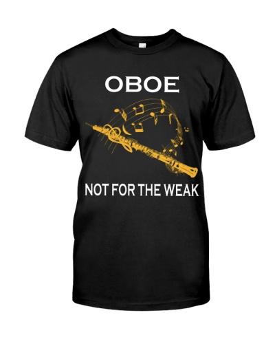 Oboe Not for the weak