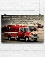 Paramedic While On This Ride Called Life 17x11 Poster aos-poster-landscape-17x11-lifestyle-17